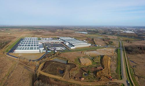 Coordonateur Sécurité Protection Santé chantier base logistique GSE Montbartier Tarn-et-Garonne JMP Coordination