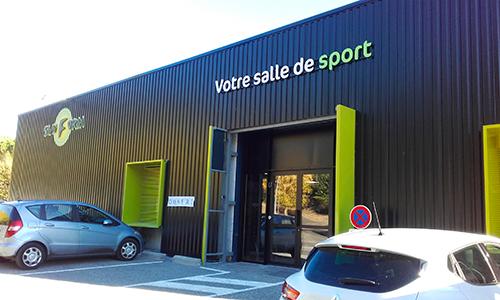Mission SPS creation salle de sport Sun Form cahors Lot JMP Coordination