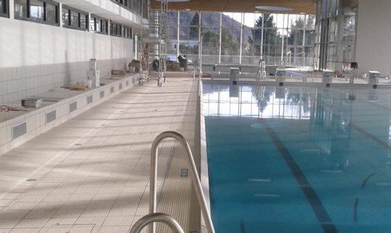 construction centre aquatique cahors 2014 JMP Coordination références