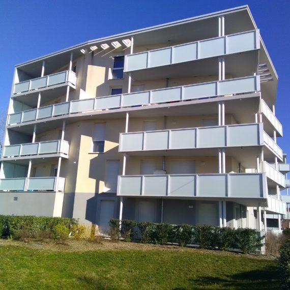 construction 36 logements Montauban cabinet Bourdoncle Promologis 2017 mission sps niveau 2